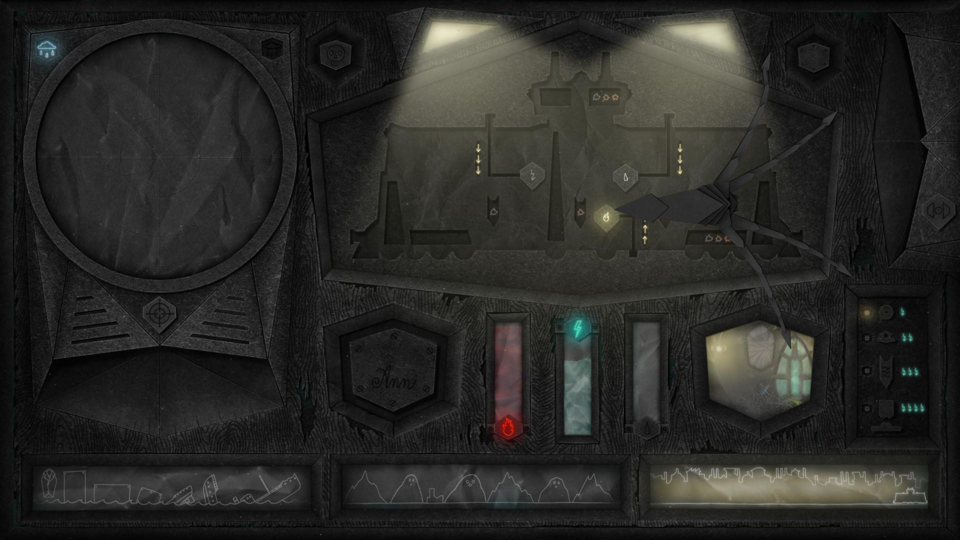 Dark Train Game Mechanics 6