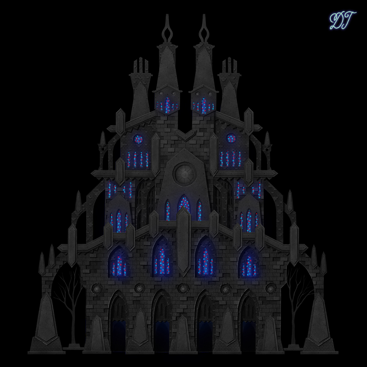 Cathedral of Dark Train